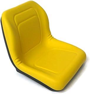 A&I 产品 (1) 高背座椅 适用于 John Deere Gator Gas & Diesel 型号 4x2 4x4 HPX 和 TH 6x4 由 ROP Shop 出品