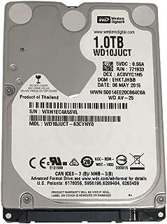 Western Digital 西部数据 1TB 5400RPM 16MB 缓存 SATA 3.0Gb/s 2.5 英寸 PS3/PS4 硬盘