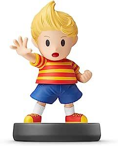Lucas amiibo - Jp 版本(Super Smash Bros 系列)