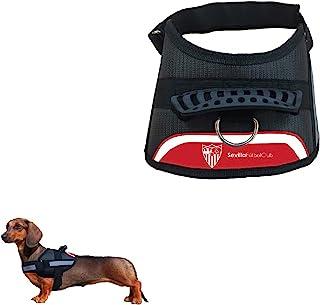 加厚犬用胸背带,尺寸 L Sevilla FC