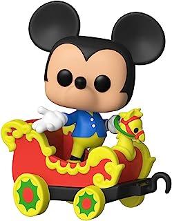 Funko POP!Disney:Casey Jr.马戏团火车 - 米老鼠汽车乙烯树脂人偶