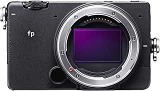 Sigma fp Mirrorless Full Frame 数码照相机
