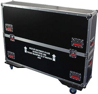 """Gator Tour 系列 G-TOURLCDV2-2632 26 英寸到 32 英寸可调节 LCD、LED 或等离子屏幕G-TOURLCDV2-3743-X2  37"""" - 43"""" Dual LCD 37"""" - 43"""" Dual LCD"""