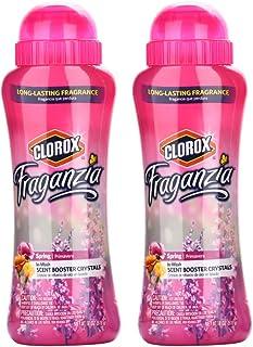 Clorox Fraganzia 洗衣增香剂 水晶洗衣珠 12 Count - 18 Ounces Each 6