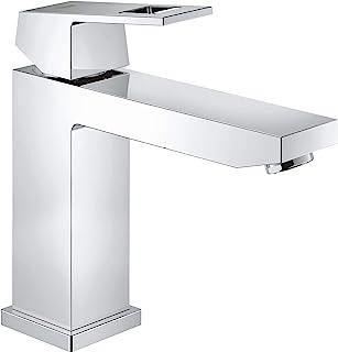 Grohe 高仪 23446000 Eurocube 浴室水龙头 ( 光滑 中号 高出水嘴 Ecojoy)