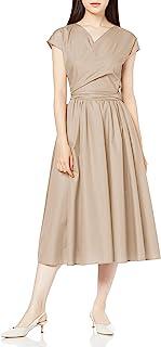 Royal Party 休闲礼服 两用喇叭连衣裙 女士
