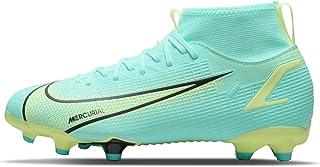 Nike 耐克 Jr Superfly 8 Academy Fg/Mg 男童足球鞋