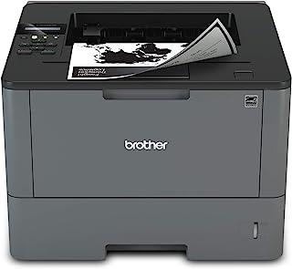 Brother HL-L5200DW 商务激光打印机 带无线网络和双工 HLL5200DW 需配变压器