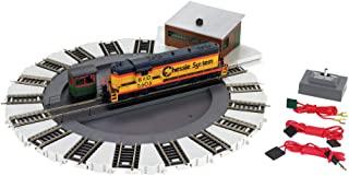 Bachmann Trains - 配备 DCC 的机动电动转盘 - HO Scale