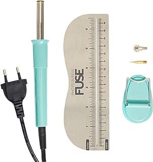 We R Memory Keepers 662533 Photo Sleeve Fuse 工具 - 摄影保护罩,塑料/金属,多色,26 x 17.4 x 6.2 cm