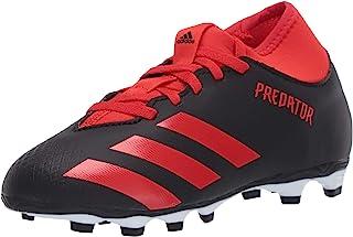 adidas 儿童 Predator 20.4 S 弹性地面足球鞋