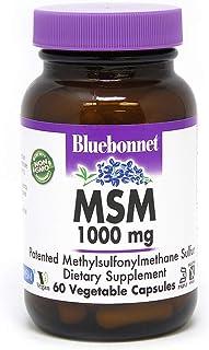 BlueBonnet MSM Supplement, 60 Vcaps