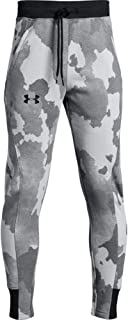 Under Armour 男童 Rival 印花慢跑裤