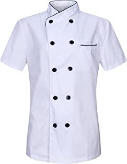 MISEMIYA - KOCHJACKE UNIFORM Chef MARMITÓN Kochen SOLLASTRE GUISANDERO ADOBADOR Salsero- Ref.8441