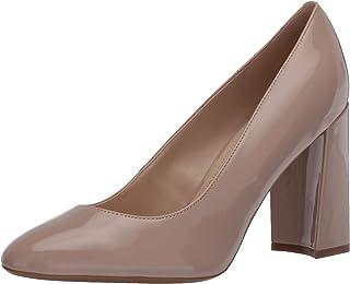 NINE WEST 女士粗跟高跟鞋
