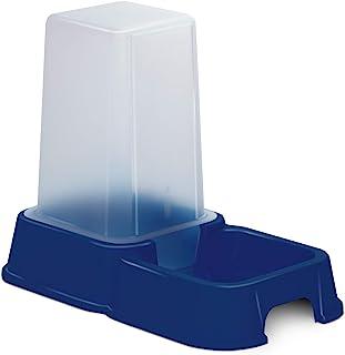 MP Bergamo Basic 水族箱/干粮,深蓝色,3.5 升
