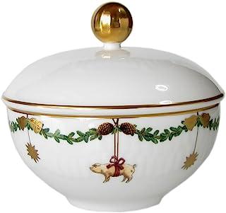 皇家哥本哈根Royal Copenhagen 星球棒 圣诞节前奏 糖果碗 150ml 2503156 【平行进口商品】 2503156