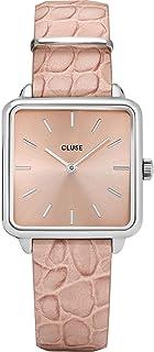 CLUSE 女式模拟石英手表皮革表带 CW0101207019