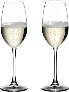 Riedel Ouverture 系列香槟杯,透明,均码