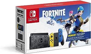 Nintendo 任天堂 Switch Fortnite 《堡垒之夜》特别款Switch主机