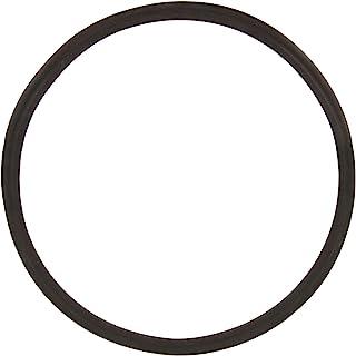 油漆压力锅罐盖替换橡胶垫圈 适用于 10 加仑(40 升)油漆压力罐