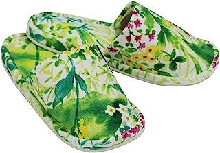 北欧花纹编织 拖鞋 颜色 绿色 23~25cm 173-3070G1GR