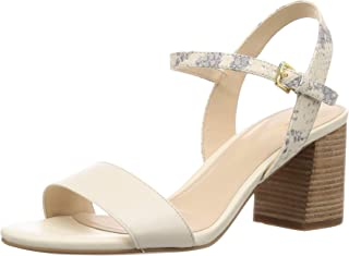 Cole Haan 女式 Josie 粗跟凉鞋(65 毫米)高跟