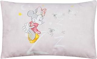 Interbaby MN016 装饰枕头 迪士尼米妮老鼠,白色,200克