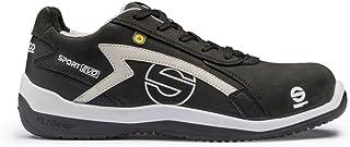Sparco 0751638NRGR Evo 运动鞋 S3 黑色/灰色
