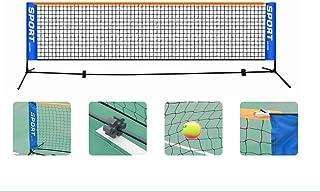 Lianth 便携式网球网带框架,适合儿童 0.85 米长 3 米/6 米儿童网球训练配件