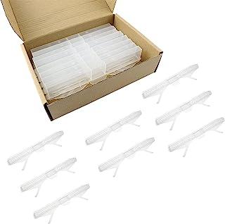 ZYAMY 8 件小型塑料蜂巢可重复使用甲虫用品,适用于蜜蜂、养蜂工具、透明