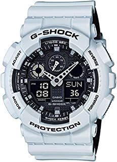 G-Shock GA-100 *系列手表 - 白色/均码