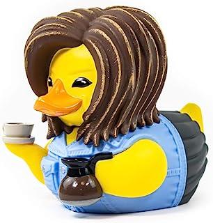 TUBBZ Friends Rachel Green 收藏橡胶鸭雕像 – 官方朋友商品 – 独特的限量版收藏者乙烯基礼物