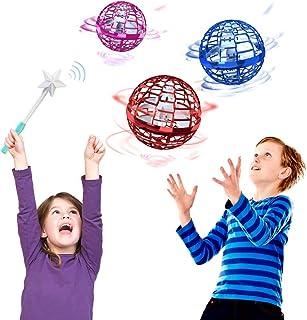 Flynova Pro 飞行玩具,感应式飞机,适合多人娱乐团队玩具,感恩节和情人节的*礼物! (粉色)