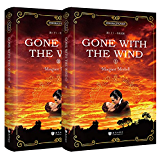 世界经典文学名著系列:飘 Gone with the Wind (全英文版)(套装共2册) (English Editi…