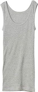 [Champion] 无袖衫 字母标志 Hanes Undies*棉 罗纹背心 内衣 女士 HW2-T201