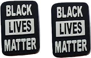 BD INNOVATION ELECTRONICS Black Lives Matter 网球减震器 2 件装