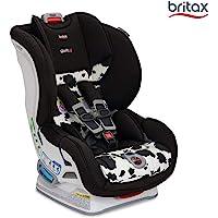 美版 Britax 宝得适 MARATHON ClickTight Convertible儿童安全座椅, COWMOOF…
