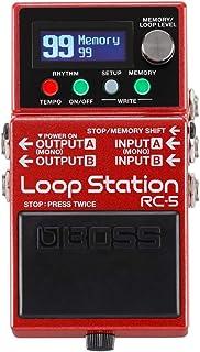 BOSS Guitar Looper Effect 踏板 (RC-5)