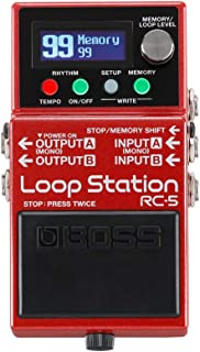 BOSS 吉他循环效果踏板 (RC-5)