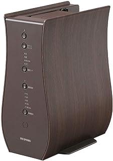 IRIS OHYAMA Kararie 被褥烘干机 设计 带温风功能 无需垫子 轻便 小巧 衣物干燥 FK-D1-SO 烟灰色
