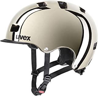 Uvex HLMT 5 Bike Pro BMX Dirt 自行车头盔铬色 2020