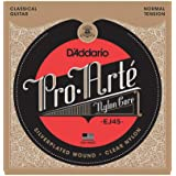D'Addario Pro-Arte 尼龙经典吉他弦,正常张力 (EJ45)