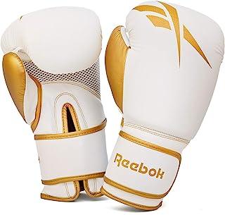Reebok 拳击手套 - 金色/白色