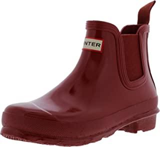 Hunter Boots 女 ORIGINAL CHELSEA 经典chelsea短雨靴 WFS1043RGL