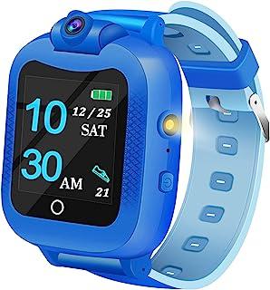 ASIUR 儿童智能手表玩具礼物蓝色