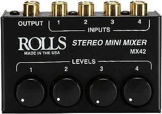 Rolls MX42 小型搅拌机