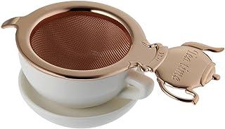 CASUAL PRODUCT 茶时 茶漏套装 粉金 510700