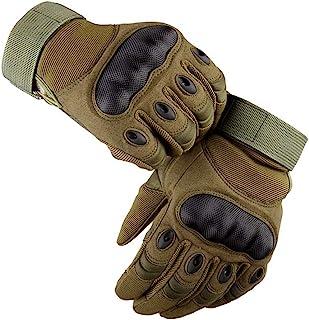 LALATECH 摩托车手套,摩托车骑行手套,全指摩托车手套,触摸屏 ATV 骑行手套,摩托车男士
