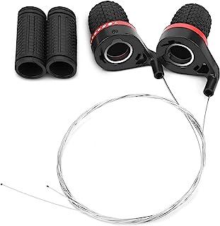 自行车变速器、自行车变速器、自行车变速器、自行车扭力齿轮变速装置,适用于山地自行车或自行车变速(红色 + 黑色)
